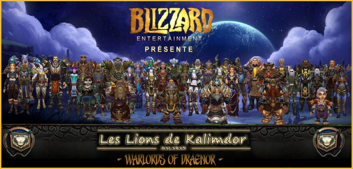 Le forum des Lions de Kalimdor