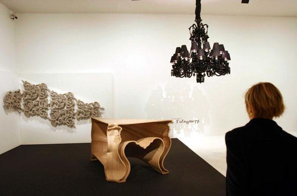 expostion design contre design au grand palais. Black Bedroom Furniture Sets. Home Design Ideas