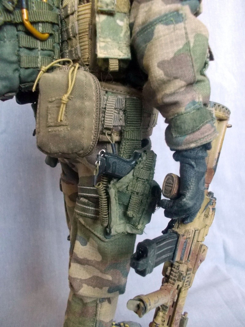 Modern War 1990s To Present French Special Forces