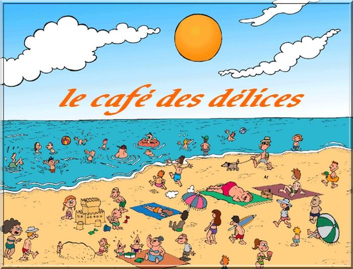 Le Caf� des D�lices