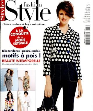 Les Magazines De Juillet 2015 Couture Suite Maj La