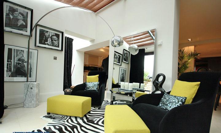 Conseils d co int rieur contemporain design pur for Deco interieur epure