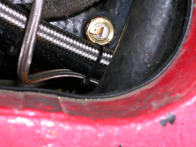 Sonde de temp rature huile coupe circuit - Monter un coupe circuit sur une voiture ...