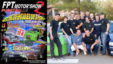 Le Team FPT au FPT MOTOR'SHOW #2