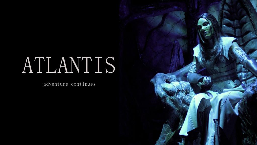 ATLANTIS Adventure Continues