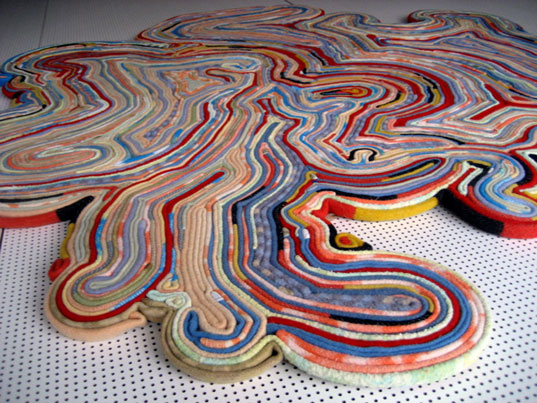 Tapis rug made by tejo remy et rene veenhuizen - Made in design tapis ...