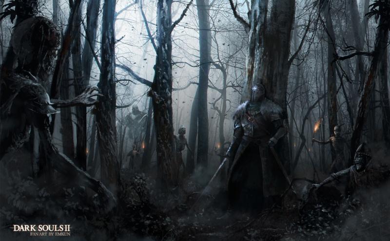 Dark Souls II - Huntsman's Copse
