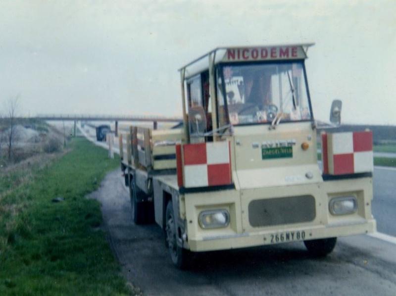 Les camions porte fer for Porte en ferraille