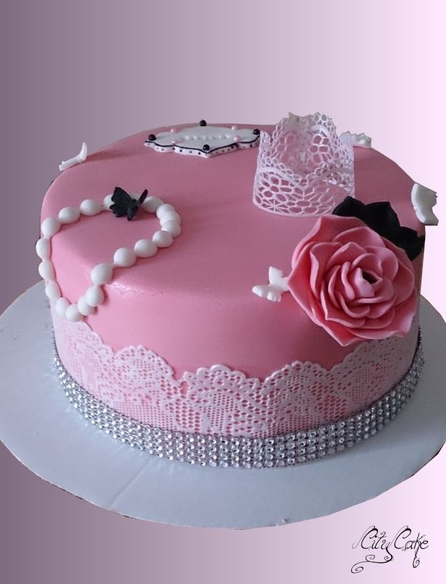 Girly Cake Design Ideas : pate a sucre : Tous les messages sur pate a sucre - city cake