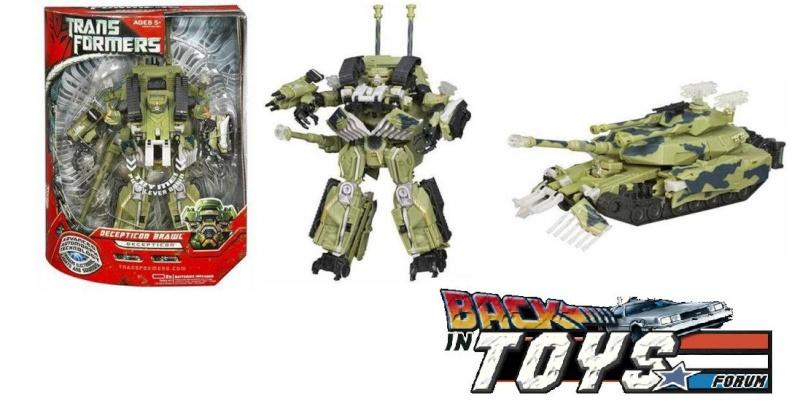 Transformers: War for Cybertron  Brawl  Transformers Generations TG05 (Takara