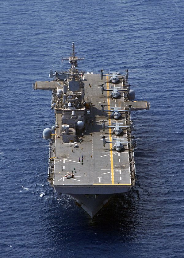 Lpd 17 Year Old Man Harbored His Runaway Juvenile: Amphibious Assault Ship (LHA