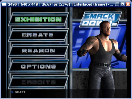 تحميل لعبة المصارعة الخطيرة WWE SmackDown Here Comes The Pain بحجم 390 ميجا