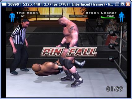 تحميل لعبة المصارعة الخطيرة WWE SmackDown Here Comes The Pain