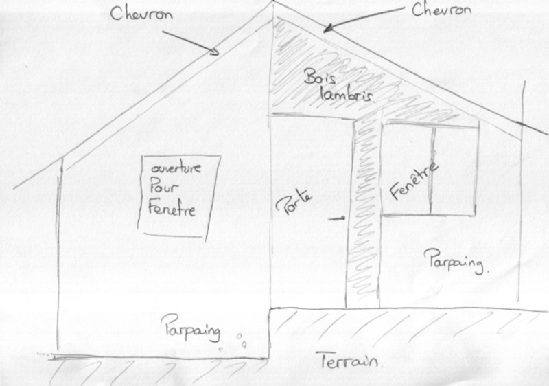 Help svp terminer un abri de jardin forum jardin for Plan abri de jardin en parpaing
