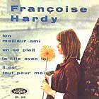Le troisième 45 tours de Françoise Hardy