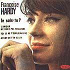 Françoise Hardy - Le sais-tu - Vogue EPL 8179