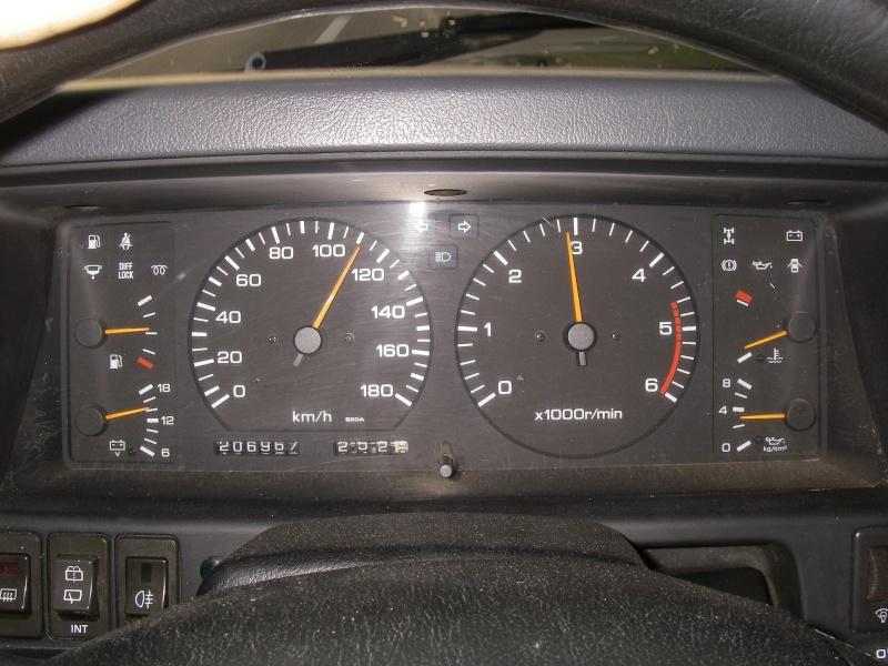 Modernisation tableau de bord du y60 for Ou acheter porte interieur