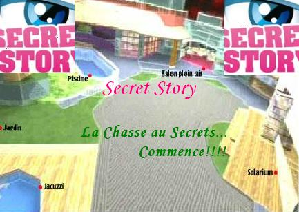 Secret story la maison des secrets portail for Adresse maison secret story