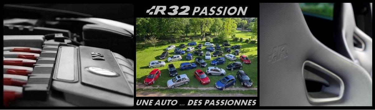 Forum des Passionnés de la Golf .:R32