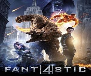 فيلم Fantastic Four 2015 مترجم ديفيدى