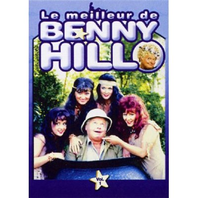 Le meilleur de Benny Hill : volume 1 [DVDRIP]