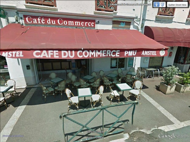 Cafe Du Commerce Saint Jean De Luz