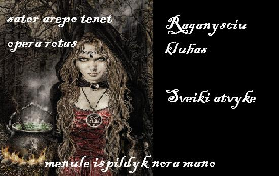 raganystes