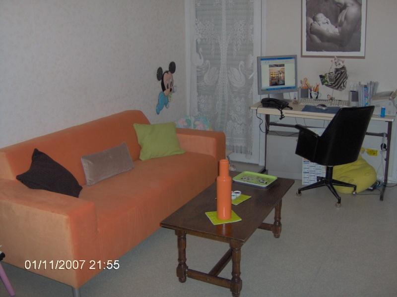 Conseil d co autour d 39 un canap orange for Autour d un canape