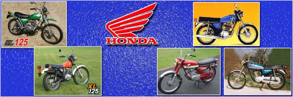 Honda 125 mono des ann�es 70