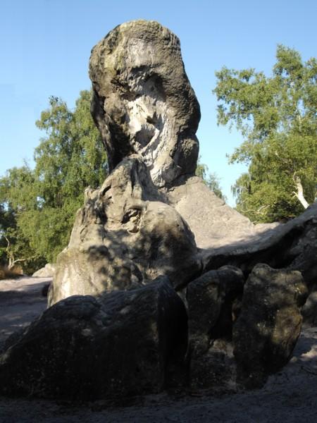 Lieux ancien rochers tranges rites et traditions - La hotte du diable ...