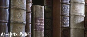 مكتبة هوجوورتس
