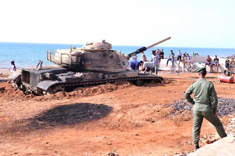 Photos chars de combat mbts page 2 for Combat portent 30 18
