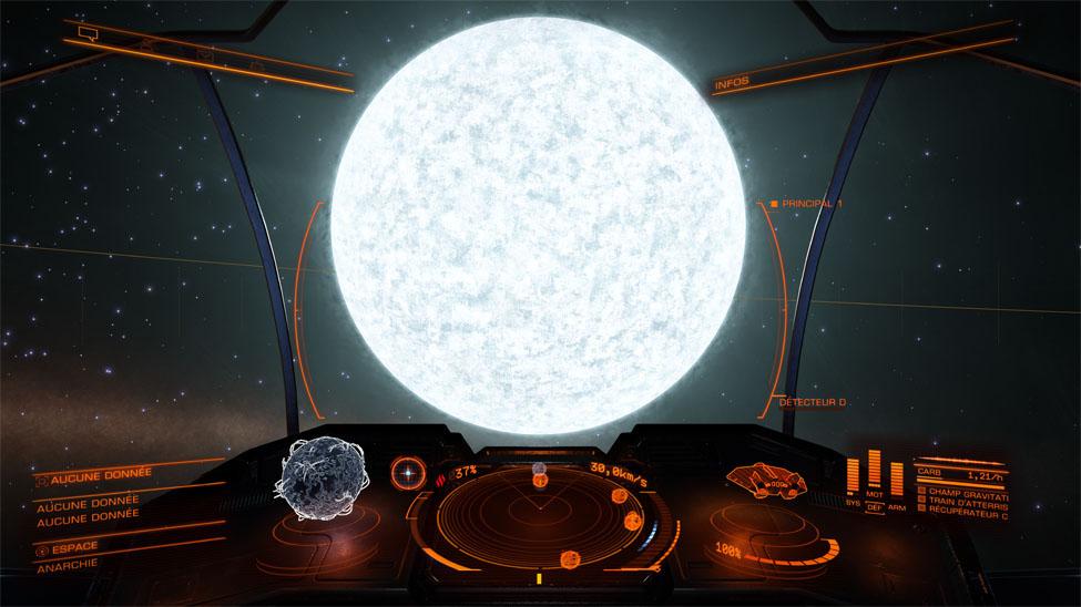 49,4647 rayons solaire! Cette étoile est 12 millions de fois plus volumineuse que le soleil!