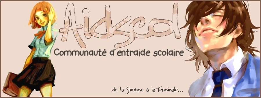 Entraide Scolaire