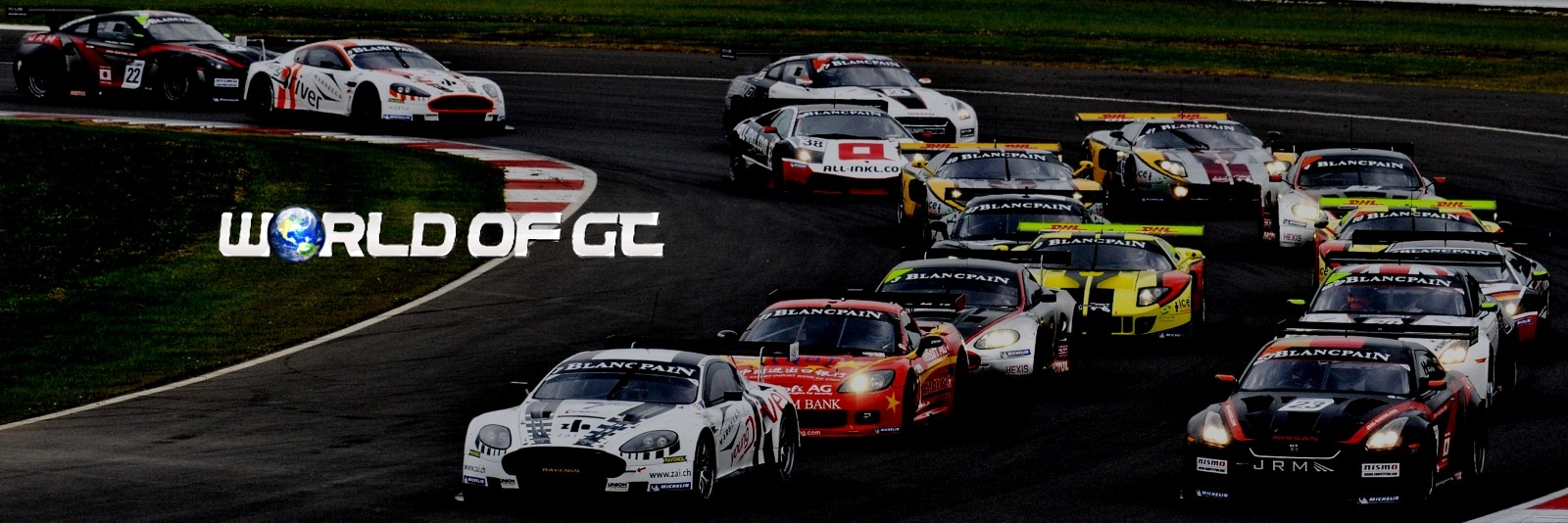 WORLD OF GT CHAMPIONSHIPS!