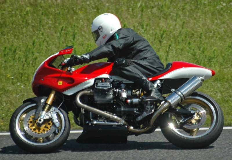 Cafe Racer Yvoire