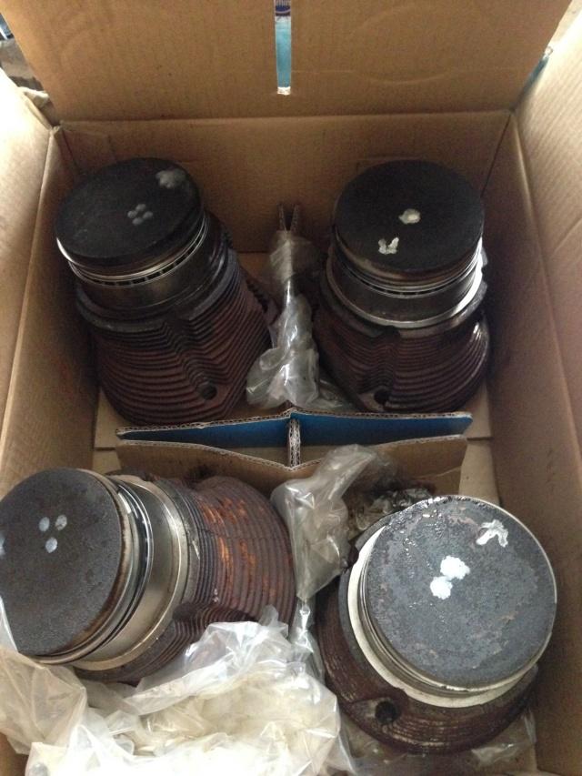 Kit cylindr e mahle 1600 pour cox et combi for Garage dacia caen