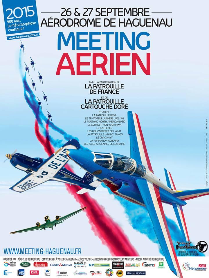 Meeting Aerien Haguenau 2015, Aéroclub de Haguenau,Aerodrome de de Haguenau, meeting aériens 2015, meeting aeriens, French Airshow 2015