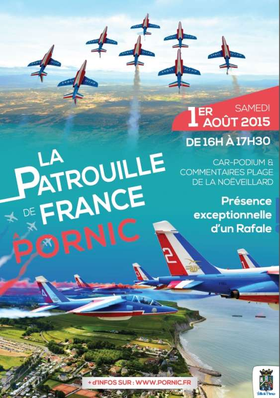 Show Aerien de Pornic 2015,Patrouille de france , Rafale solo display 2015, meeting aériens 2015, meeting aeriens 2015, French Airshow 2015