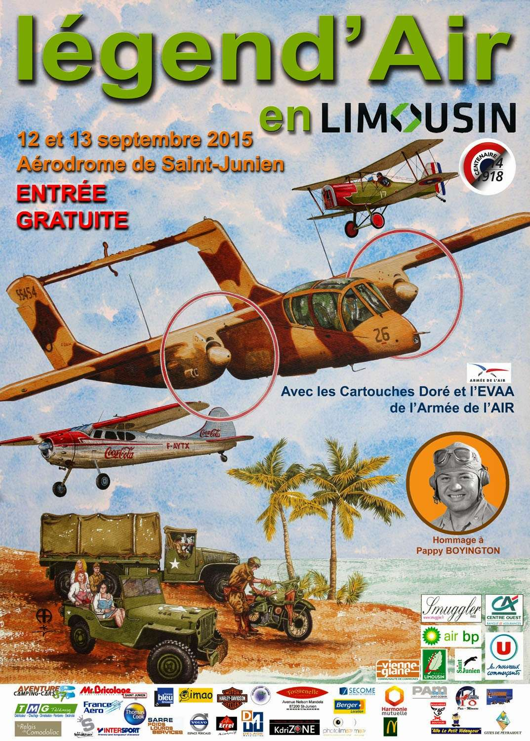 Aerodrome de Saint-Junien 2015,legendairenlimousin.blogspot.fr,Légend'Air en Limousin 2015, meeting aériens 2015, meeting aeriens 2015, French Airshow 2015