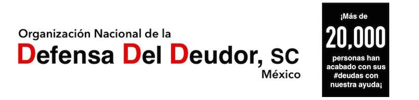 Organización Nacional de la Defensa Del Deudor.