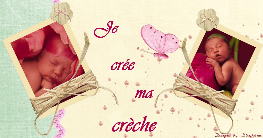 JE CREE MA CRECHE
