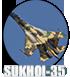 SUKHOI - 35