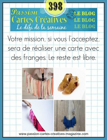Passion Cartes Créatives #398