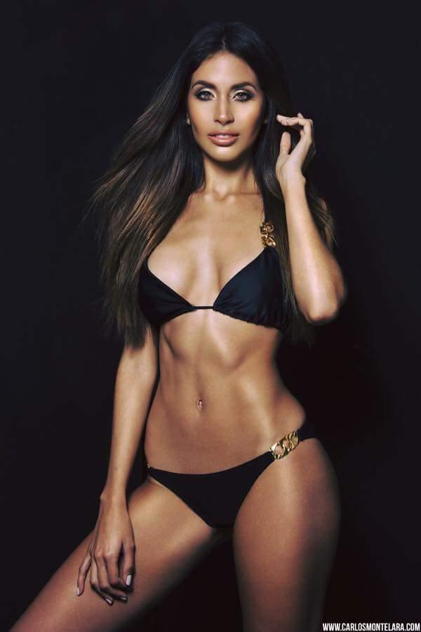 Miss puerto rico bikini