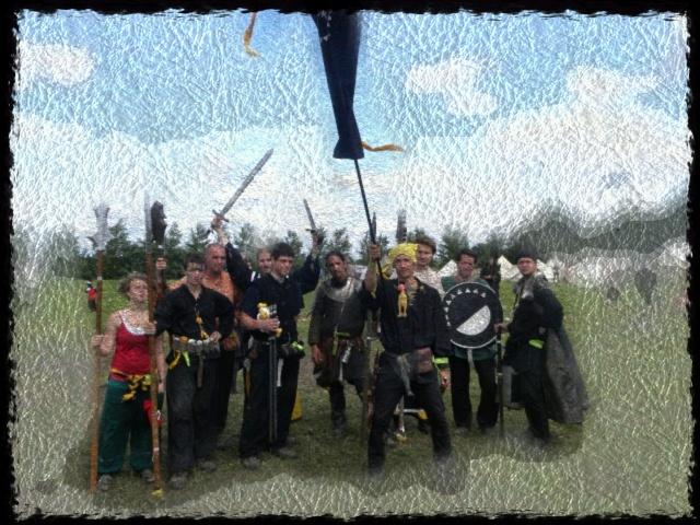 La Voie de l'Ombre - Gardiens du Futhark