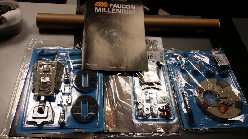 Le faucon millenium 1 43 de chez altaya for Interieur faucon millenium