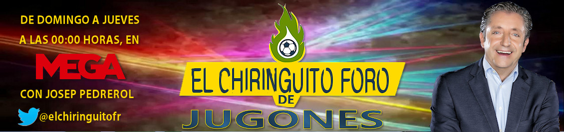 El Chiringuito de Jugones-Foro Oficial
