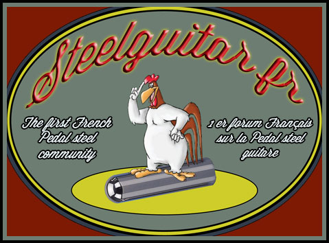 Steelguitar.fr - Le forum dédié à la Pedal Steel