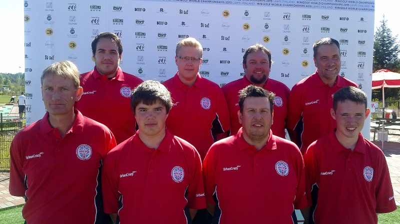 GB team